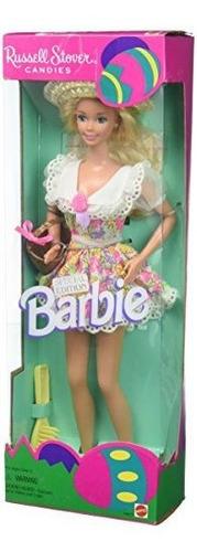 Muñeca De Niños Coleccionable Russell Stover Caramelo Barbie