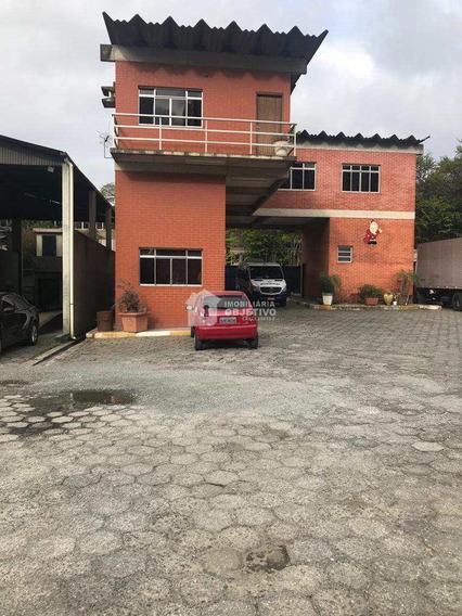 Área, Chácara Agrindus, Taboão Da Serra - R$ 14.4 Mi, Cod: 3644 - A3644