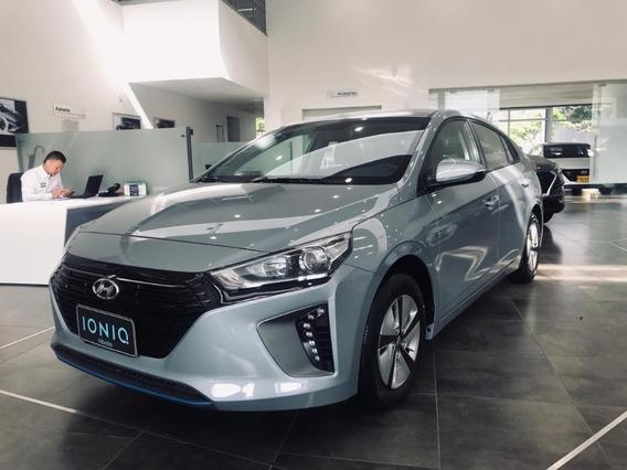 Hyundai Ioniq Híbrido 1.6 Automático 140hp Garantía 7 Años