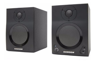 Monitor Potenciado Bluetooth Samson Mediaone Mbt4 - Tm