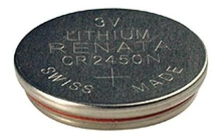 Bateria Cr2450n Burdick Inc Eclipse Leii Memory - 3v Lithium