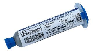 Solda Em Pasta Alfatec M8 63 T4 100g Lote 00075497