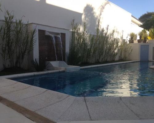 Belíssima Casa À Venda No Residencial Alpha 5 - 1624 - 67735324