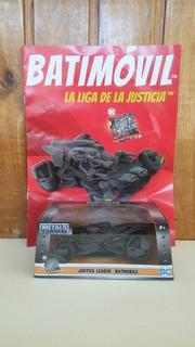 Batimovil Justice League Metal Die Cast Jada Los Germanes