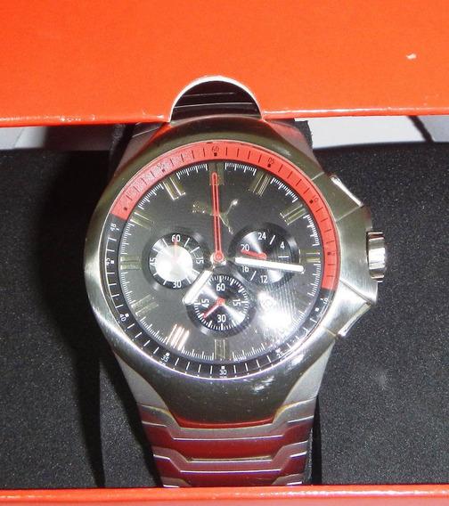 Relógio Cronômetro Puma