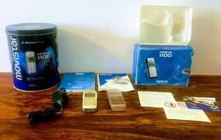 Celular Nokia 1100 Nuevo Completo Liberado Único