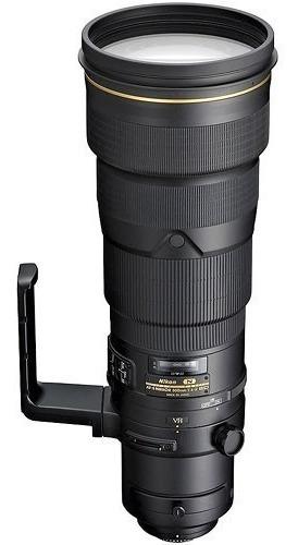 Nikon Af-s 500mm F/4g Ed Vr Lente #2172