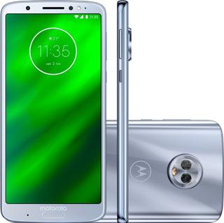 Motorola G6 Plus 64gb 4 Ram Cam 12mpx+5 Y 8mpx Frontal