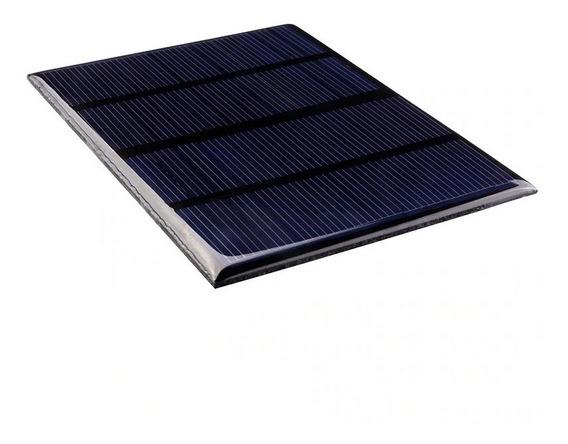 Celda Panel Solar Fotovoltaico 12v 125mah A 160mah, 1.5w