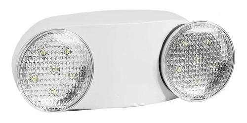 Lámpara De Emergencia Led Recargable 5.4w Autonomía 3 Horas
