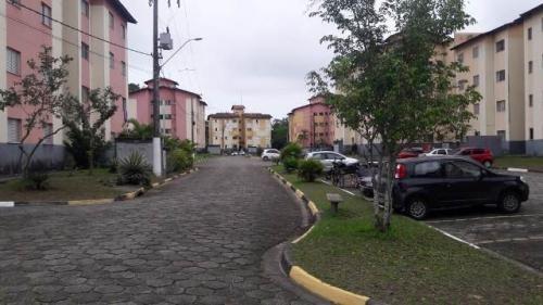 Apartamento Em Itanhaém Condomínio Fechado, Ref. C0321 L C