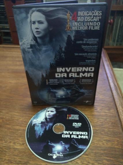 Dvd Inverno Da Alma - Jennifer Lawrence