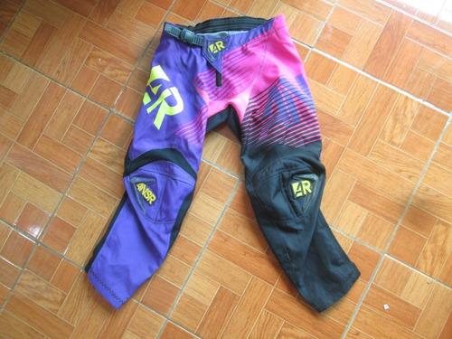 Pantalon Para Motocross Answer Para Nina Mercado Libre