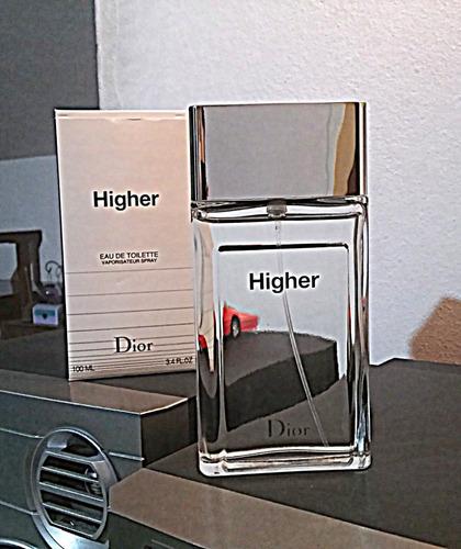 Perfume Higher Dior 100ml