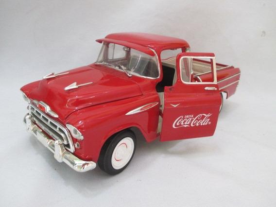 Miniatura Rc2 Johnny Lightning Coca-cola - Chevy Gm Usada