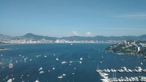 Departamento Marina Acapulco Residences Yatch Club