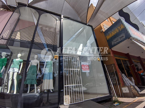 Loja Para Alugar, 52 M² Por R$ 3.500,00/mês - Setor Marista - Goiânia/go - Lo0160