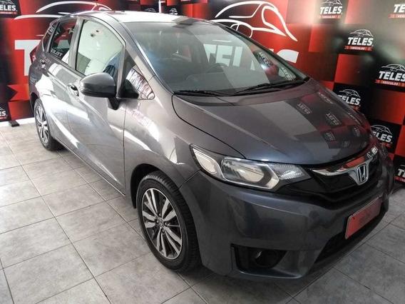 Honda - Fit Ex Cvt 1.5 16v - Flex