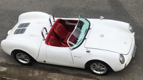 Porche Spyder 550 1955