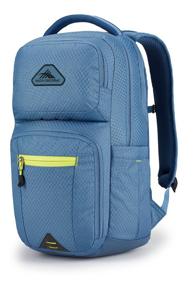 Mochila Backpack High Sierra 3 Colores