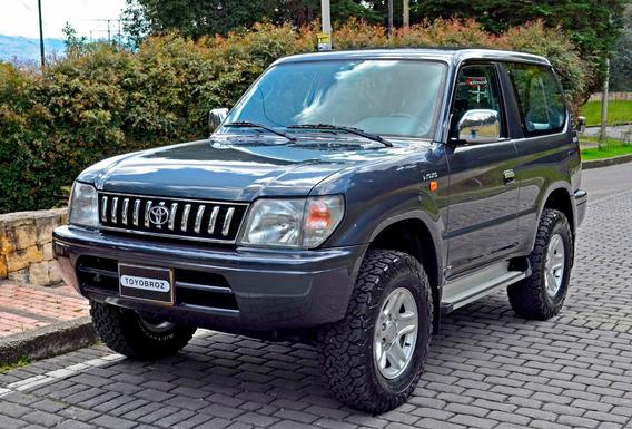 Toyota Land Cruiser Prado Sumo Gx Rzj90