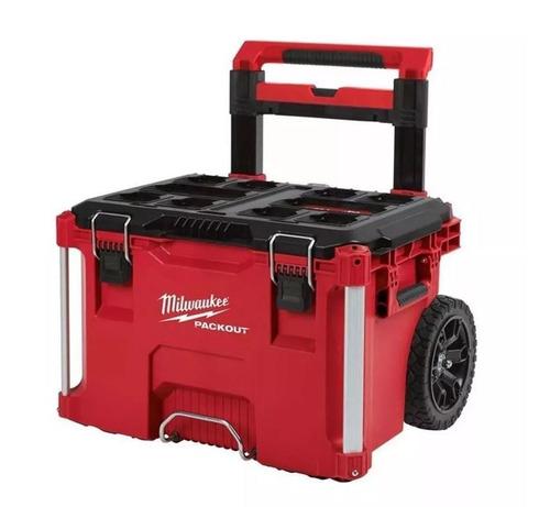 Carro C/ Ruedas Milwaukee Packout Rolling Tool Box