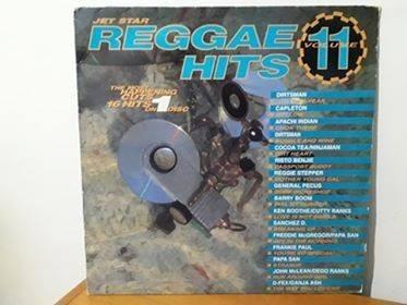 Lp Reggae Hits Volume 11 Ken Boothe Cutty Ranks, Sanchez D