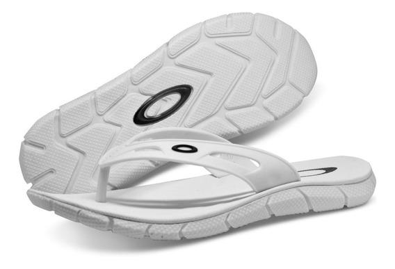 Chinelo Oakley New Rest Operative Sandalia Top Garantido