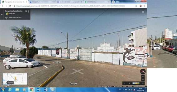 Terreno Centro De Navegantes - 268-im350495
