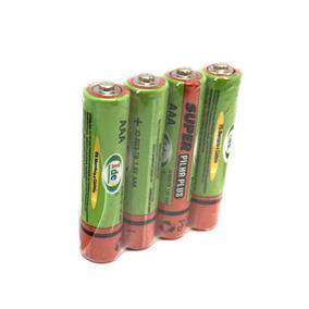 Pilha Aaa Palito Original Idea Embalagem Com 4 Unidades