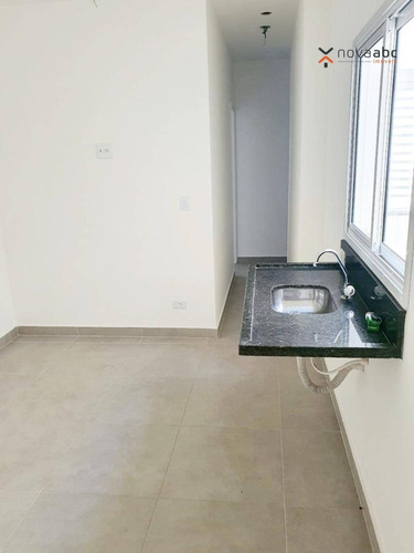 Imagem 1 de 11 de Apartamento Com 2 Dormitórios À Venda, 37 M² Por R$ 238.000,00 - Jardim Pilar - Santo André/sp - Ap2981