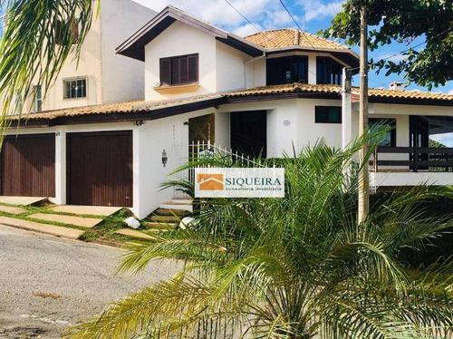 Casa Com 3 Dormitórios À Venda, 308 M² Por R$ 1.200.000,00 - Jardim Emília - Sorocaba/sp - Ca0239