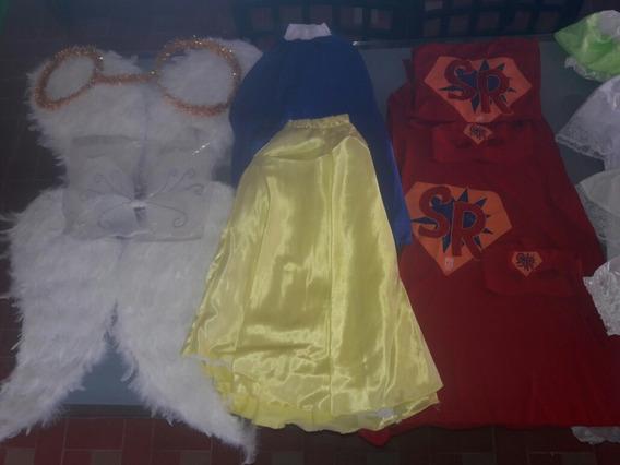 Disfraces Varios Niña Lote Completo