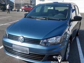 Volkswagen Gol Trendline 1.6 5p T. Flex 2017 Azul