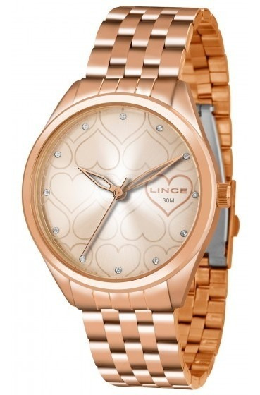 Relógio Lince Lrr4481l R1rx Feminino - Refinado