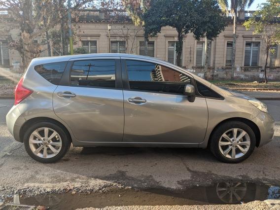 Nissan Note 1.6 Exclusive 110cv Cvt 2015