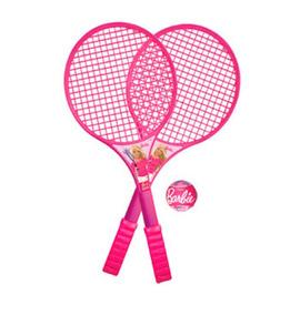 Jogo De Raquete Barbie - Lider