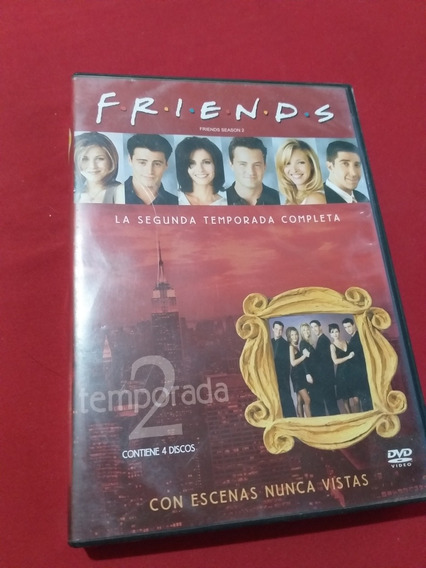 Friends 2da Temporada Julia Roberts Jean-claude Van Damme