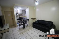 Apartamento Em Caldas Novas No Eldorado Thermas Park