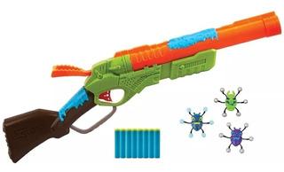 Pistola De Juguete Arma Lanza Dardos Zuru X-shot Eliminator