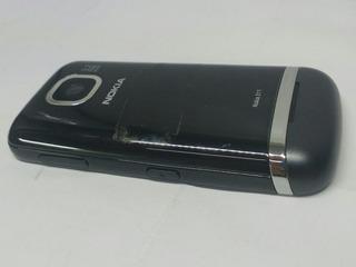 Celular Nokia Asha 311 Cor Preto Para Retirar Peças