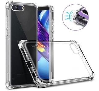 Funda Transparente Huawei Mate 20 Y6 Y7 Y9 Y9 2019 P20 Lite