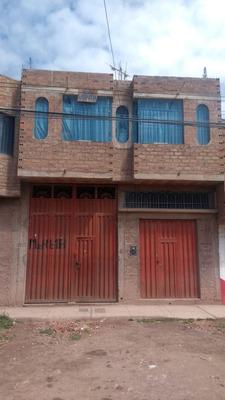 Casa De 2 Pisos Cerca Del Inicial Y 1 Cuadra Del Mercado
