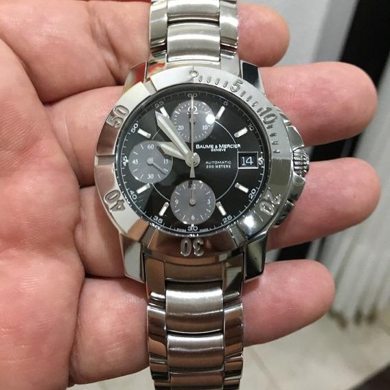 Baume & Mercier Custa Mais De R$ 18.000 Mil Por R$ 8990 Rolex