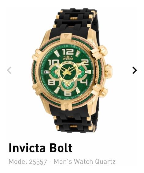 Relógio Invicta Bolt 25557 Original Importado Muito Novo
