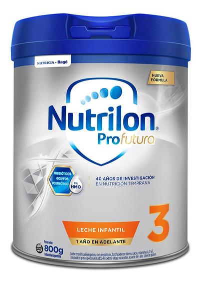 Leche Nutrilon Profutura 3. 6 Latas X 800 Gr. Openfarma