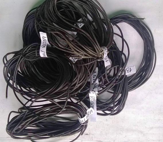 Cable Coaxial Rg59 Tv/antenas/camaras