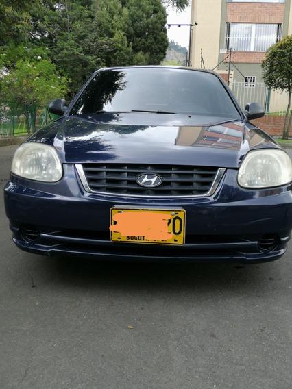 Hyundai Accent Gyro Modelo 2005