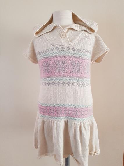 Vestido Invierno Nena Talle 6