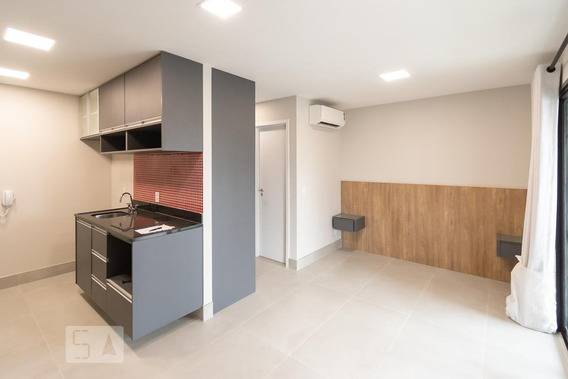 Apartamento Para Aluguel - Brooklin, 1 Quarto, 38 - 893018294